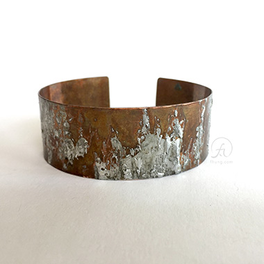FHUNG artistmade's Copper Bracelet : BR2016002